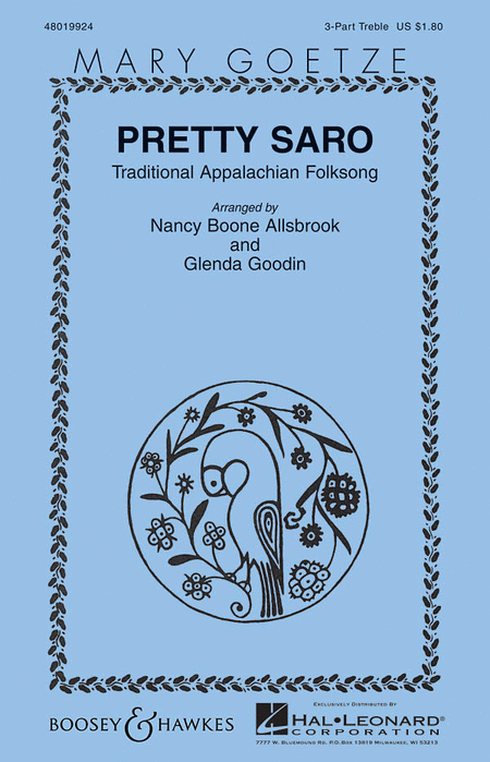 Pretty Saro