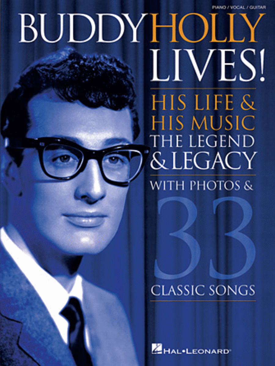 Buddy Holly Lives!