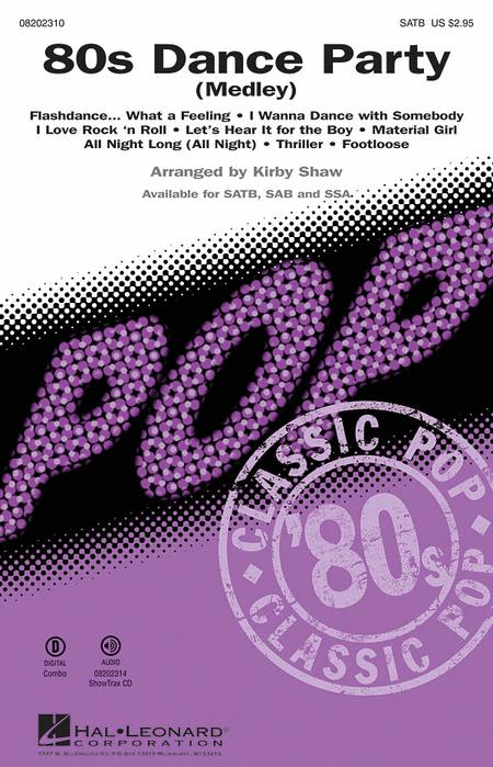 80s Dance Party