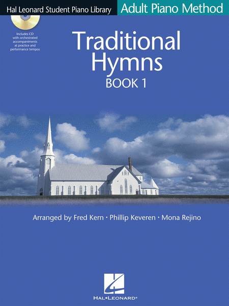 Traditional Hymns Book 1 - Book/CD Pack