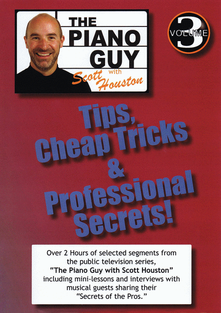 Tips, Cheap Tricks & Professional Secrets, Vol. 3