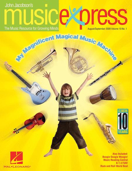 My Magnificent Magical Music Machine Vol. 10 No. 1