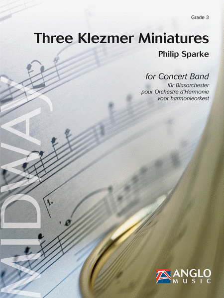 Three Klezmer Miniatures