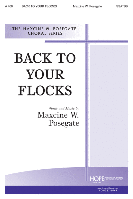 Back to Your Flocks