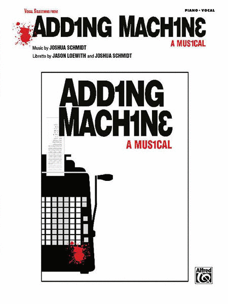 Adding Machine -- A Musical (Selections)