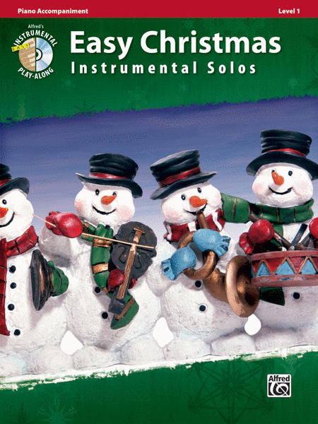 Easy Christmas Instrumental Solos, Level 1