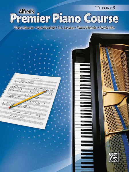 Premier Piano Course Theory, Book 5