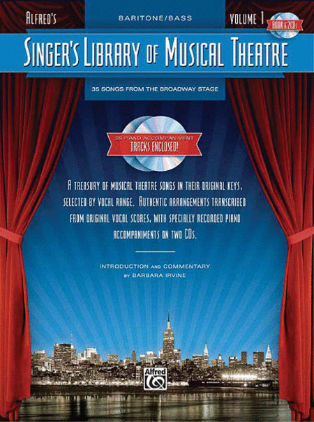 Singer's Library of Musical Theatre - Vol. 1