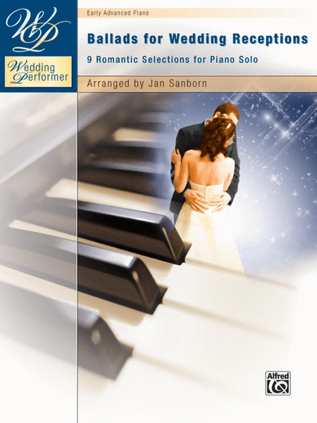 Wedding Performer -- Ballads for Wedding Receptions