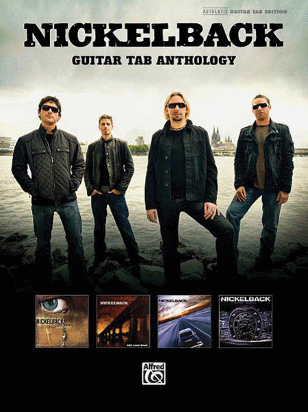 Nickelback - Guitar Anthology