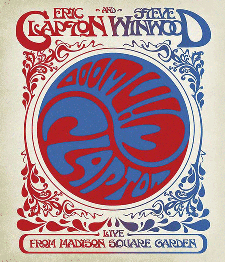 Eric Clapton And Steve Winwood Live From Madison Square Garden Sheet Music Sheet Music Plus