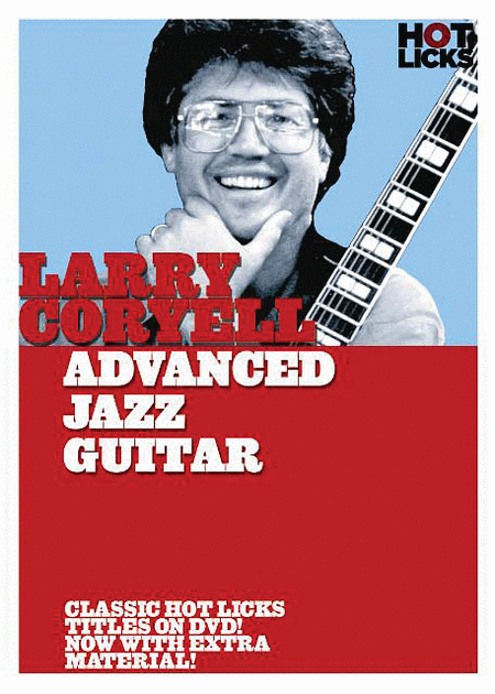 Larry Coryell - Advanced Jazz Guitar