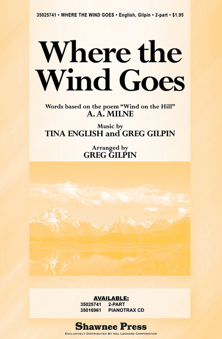 Where the Wind Goes