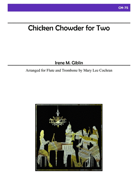 Chicken Chowder for Two