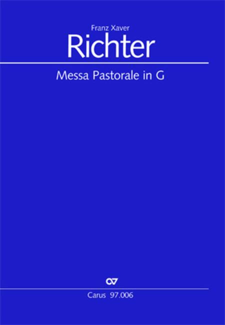 Messa Pastorale in G