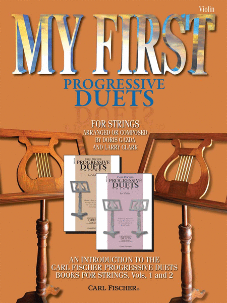 My First Progressive Duets