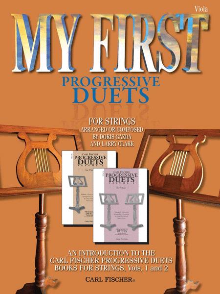 My First Progressive Duets
