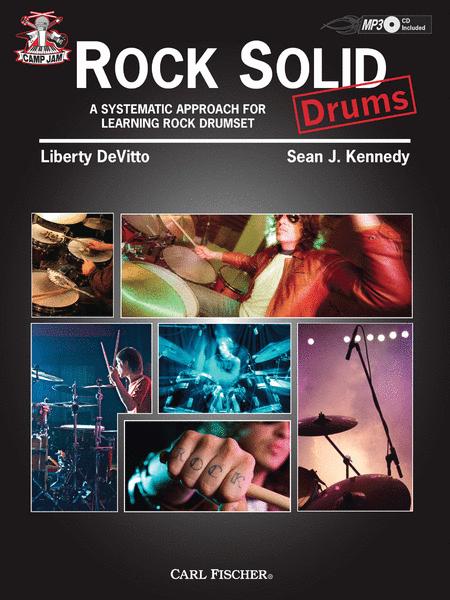 Camp Jam: Rock Solid: Drums