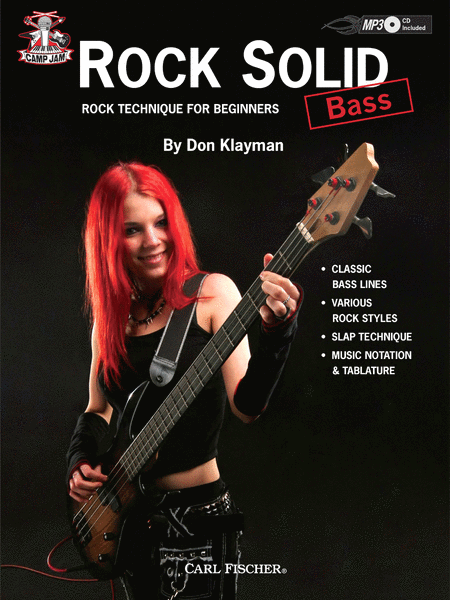 Camp Jam: Rock Solid: Bass