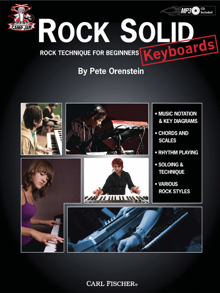 Camp Jam: Rock Solid: Keyboards