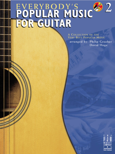Everybody's Popular Music for Guitar, Book 2 (NFMC)