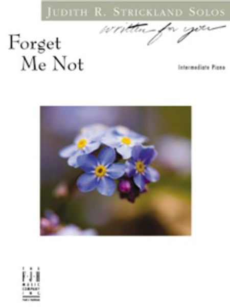 Forget Me Not (NFMC)