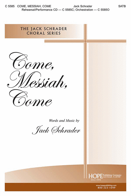 Come, Messiah, Come