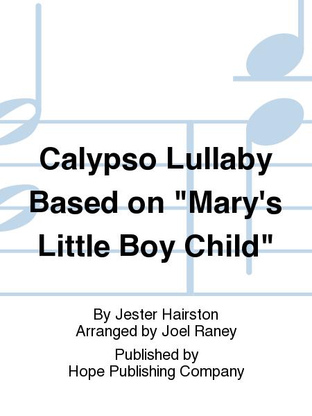 Calypso Lullaby Based On