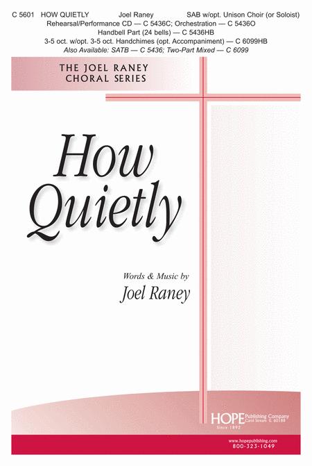 How Quietly