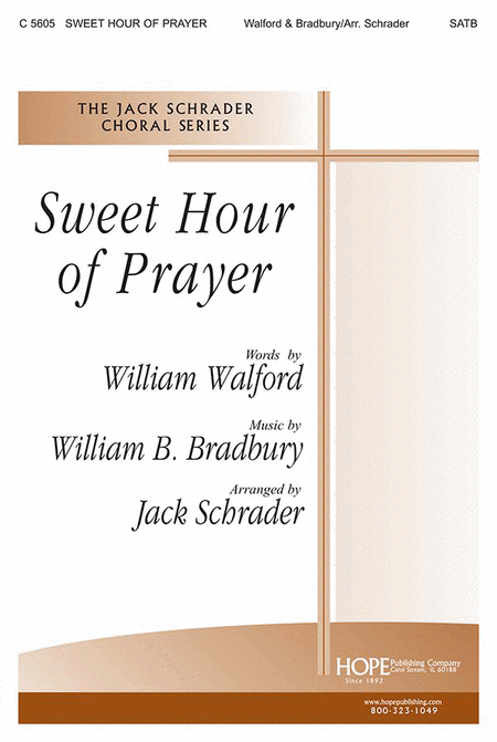 Sweet Hour of Prayer