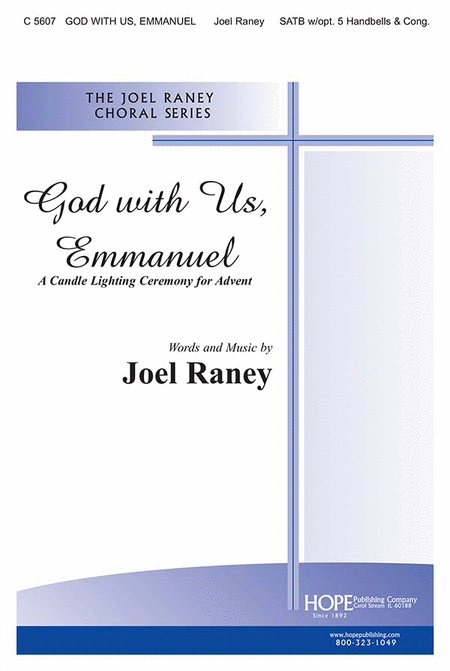 God with Us, Emmanuel: A Candle Lighting Ceremony For Advent