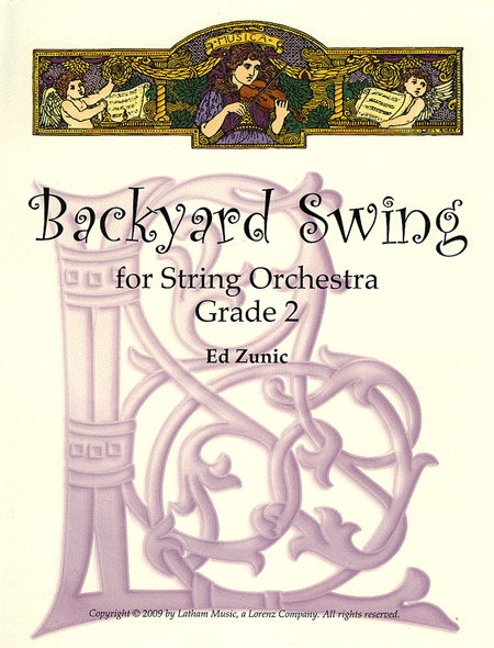 Backyard Swing for String Orchestra