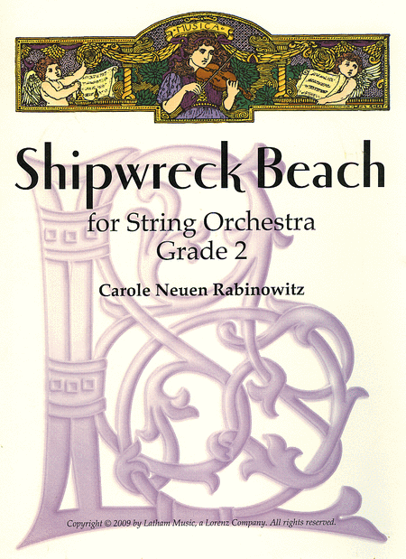 Shipwreck Beach for String Orchestra