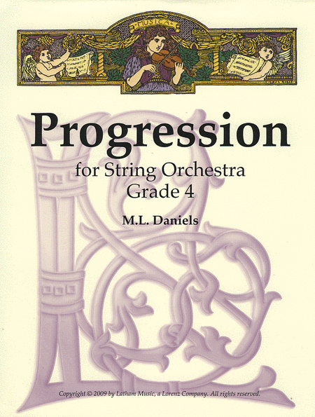 Progression for String Orchestra