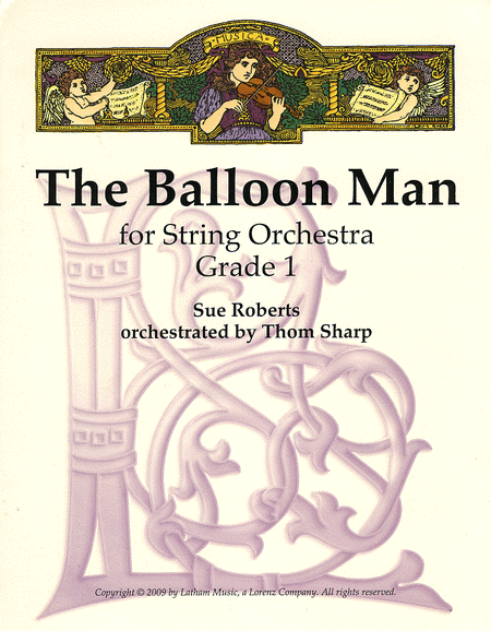 The Balloon Man for String Orchestra