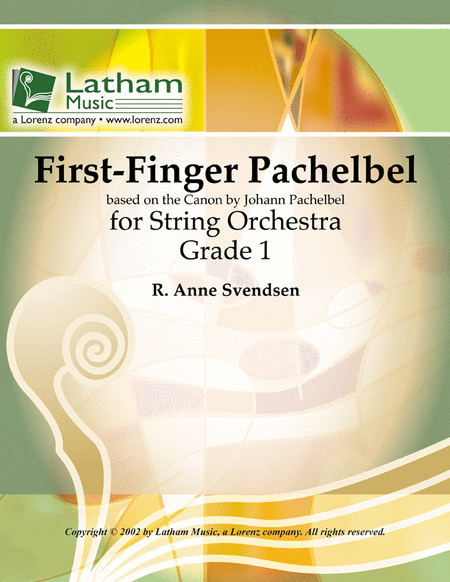 First-Finger Pachelbel for String Orchestra