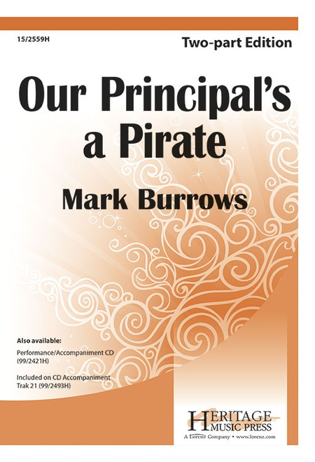 Our Principal's a Pirate