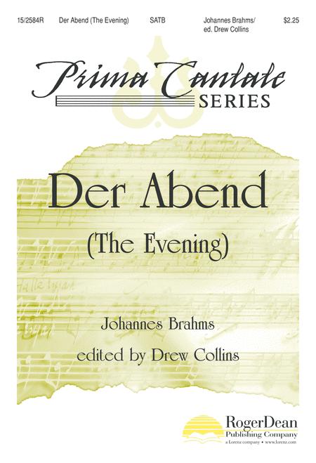 Der Abend (The Evening)