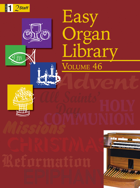 Easy Organ Library, Vol. 46