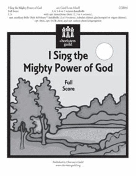 I Sing the Mighty Power of God - Full Score and Parts