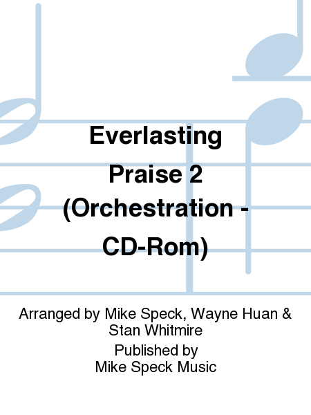 Everlasting Praise 2 (Orchestration - CD-Rom)