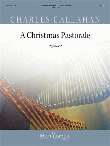 A Christmas Pastorale for Organ Duet
