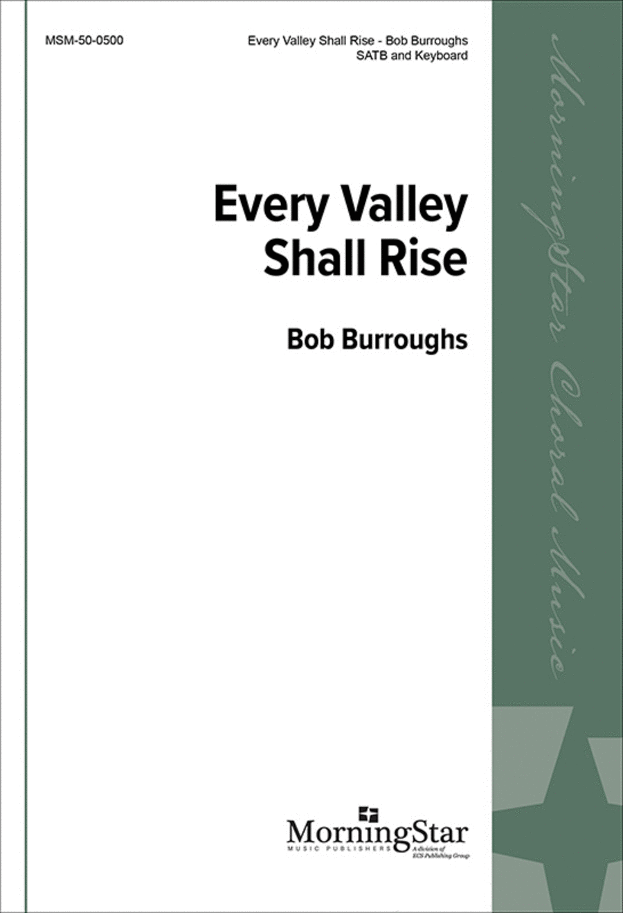 Every Valley Shall Rise