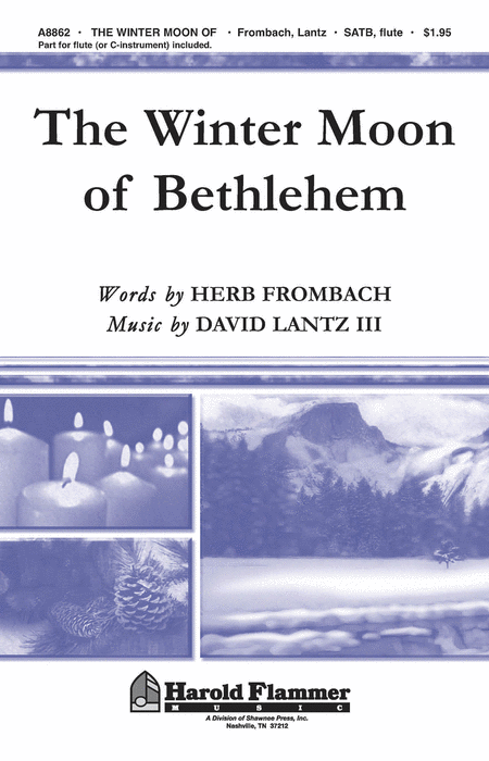 The Winter Moon of Bethlehem