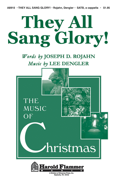 They All Sang Glory!