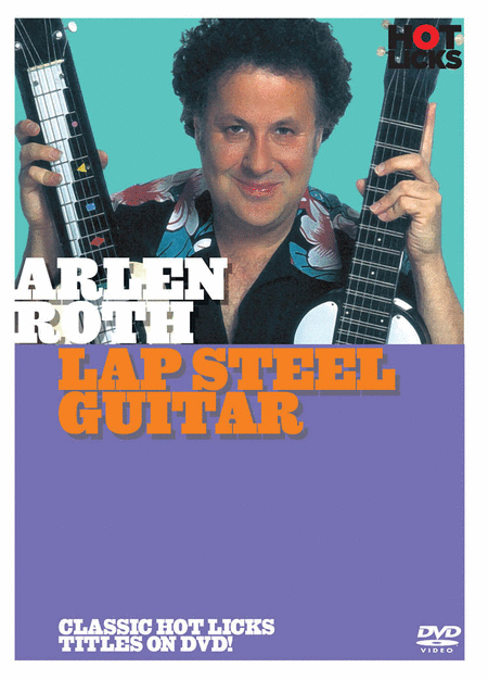 Arlen Roth - Lap Steel Guitar