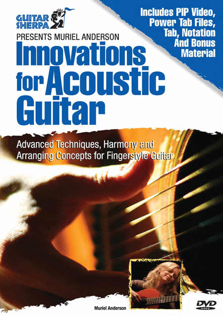 Innovations for Guitar
