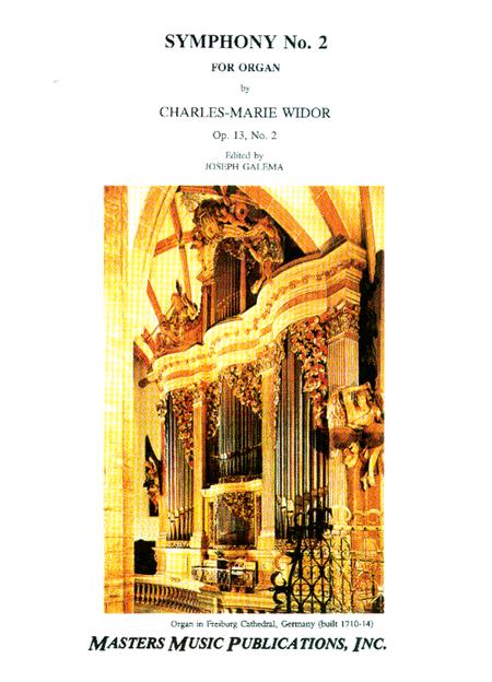Symphony No. 2, Op. 13