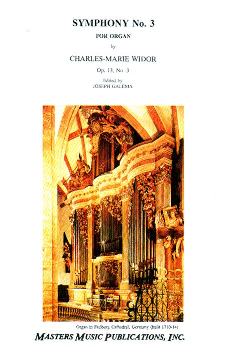 Symphony No. 3, Op. 13