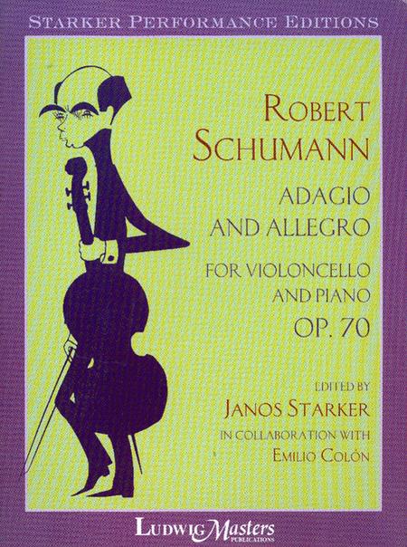 Adagio and Allegro, Op. 70